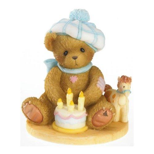 Cherished Teddies 4020575 Age 4 Figurine