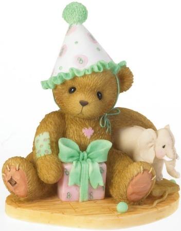 Cherished Teddies 4020579 Age 8 Figurine