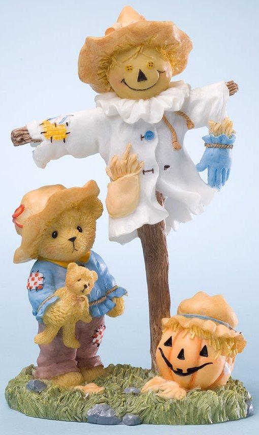 Cherished Teddies 4023638 Stuffed Full of Love For You Figurine