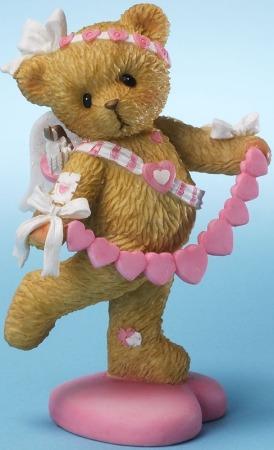 Cherished Teddies 4025784 Cupid Bear Figurine