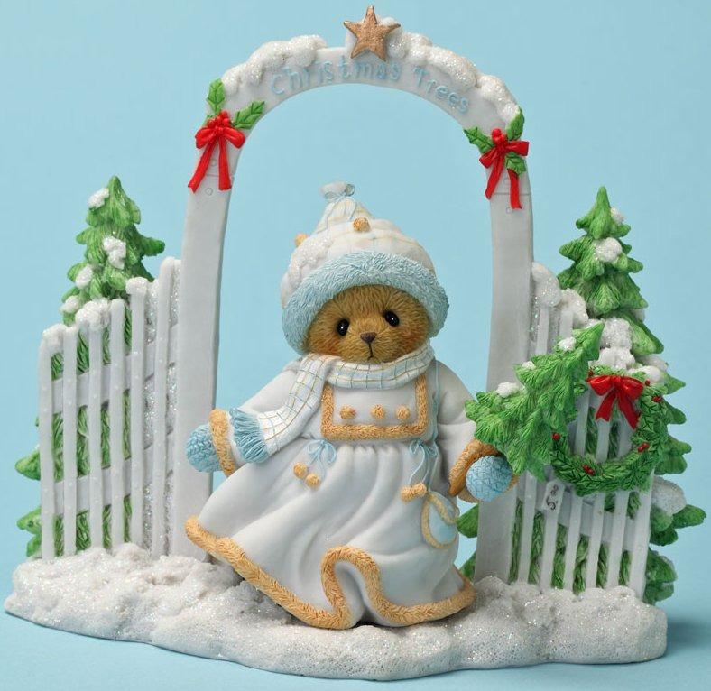 Cherished Teddies 4029546 Brighten Your Spirit With Christmas Joy