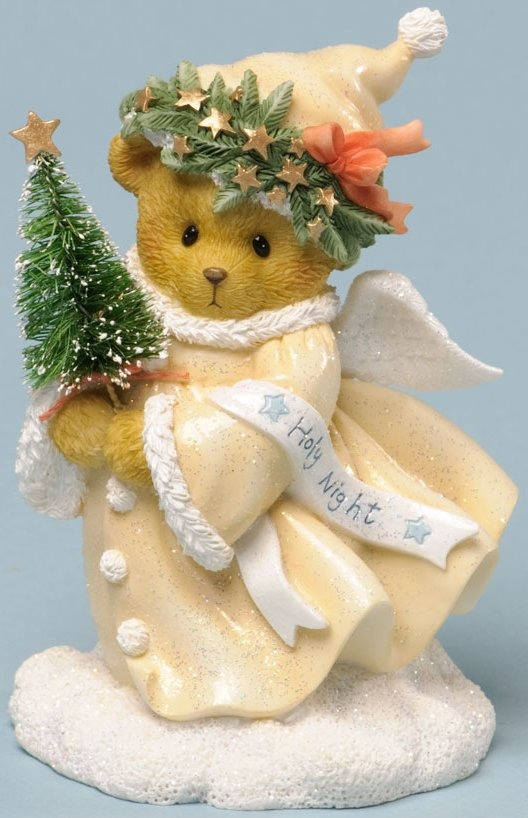 Cherished Teddies 4034596 Blessed Is That Holy Night