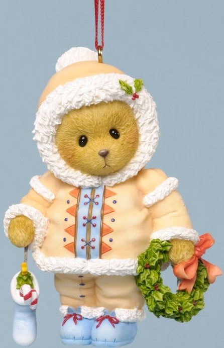 Cherished Teddies 4034598 Embrace The Seasons Traditions