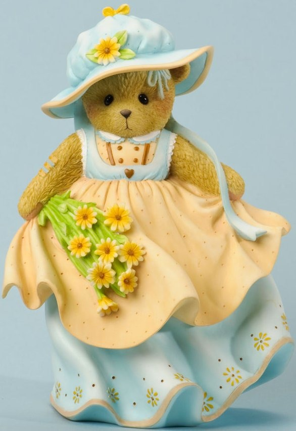 Cherished Teddies 4035945 Each Day Offers Beautiful Blessings