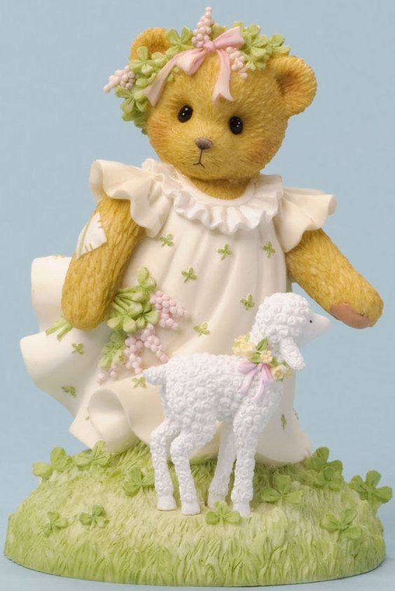 Cherished Teddies 4036070 An Irish Breeze Puts The Soul At Ease