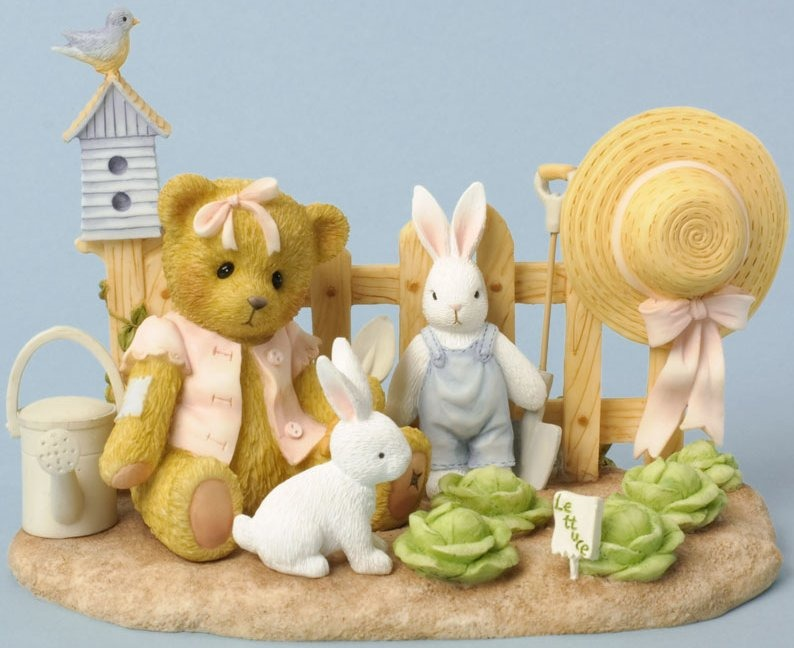 Cherished Teddies 4036072 Planting Seeds of Friendship