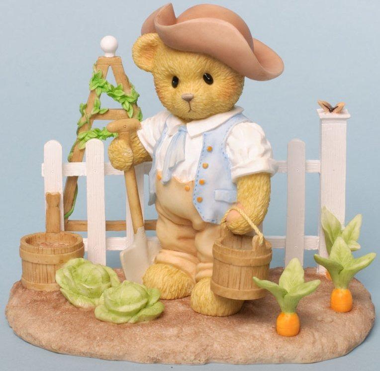 Special Sale 4036076 Cherished Teddies 4036076 So Quickly Do My Garden Hours Flee