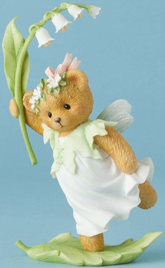 Special Sale 4038063 Cherished Teddies 4038063 Time To Make Yourself Bloom!