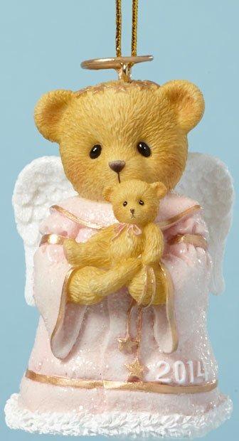 Cherished Teddies 4040459 Bell Angel Dated 2014