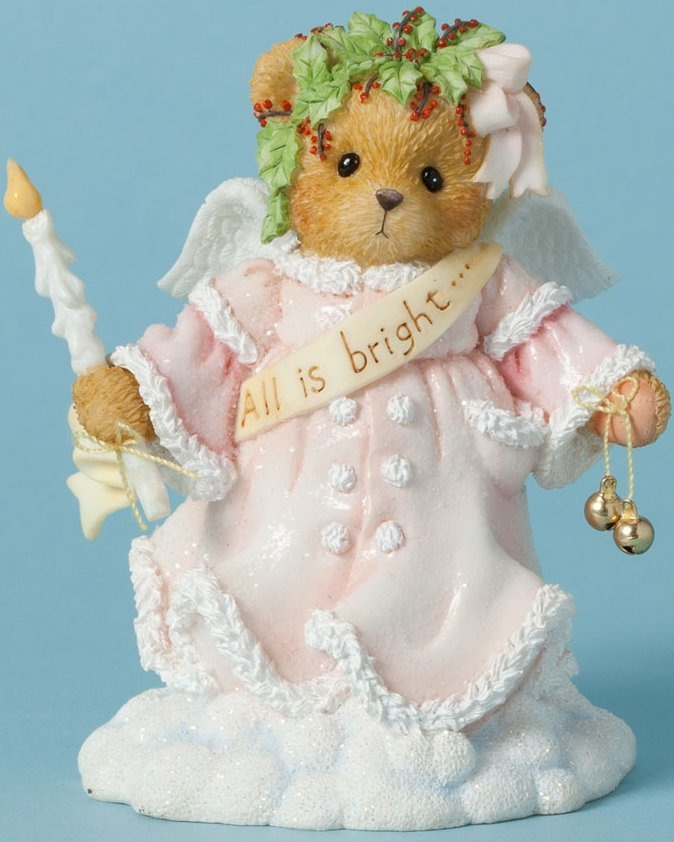 Special Sale 4040476 Cherished Teddies 4040476 Angel All is Bright