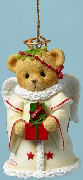 Cherished Teddies 4047384 Bell Bear Dated HO
