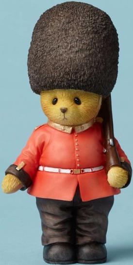 Cherished Teddies 4049735 Dressed British Sold Figurine