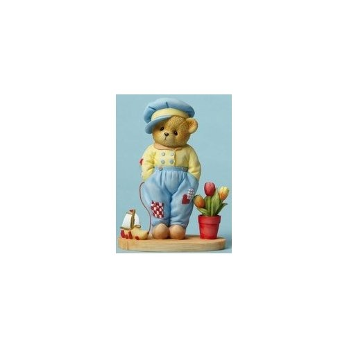 Cherished Teddies 4049736 Dressed As A Dutch Figurine