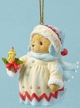 Cherished Teddies 4053472 Laplander Holding Can Ornament