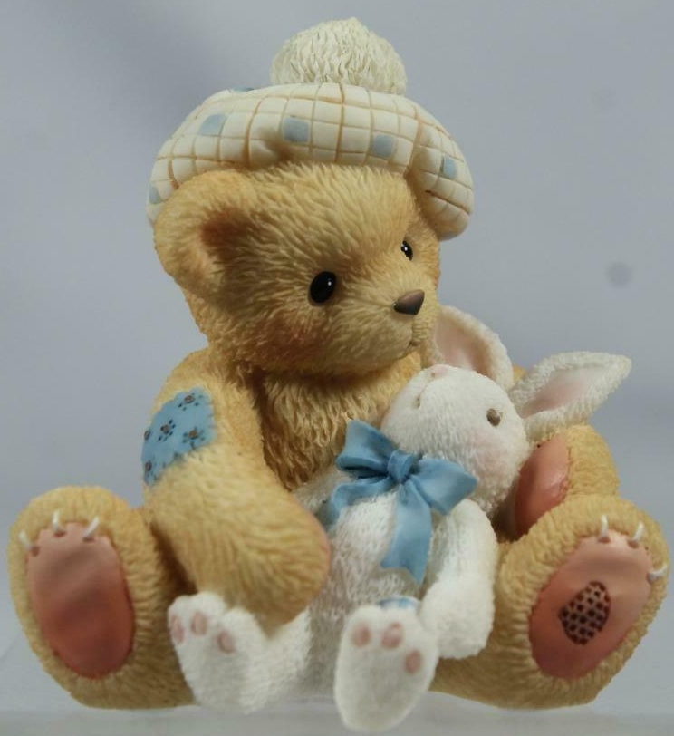 Cherished Teddies 476641 Everyone is A Bear's Best Friend