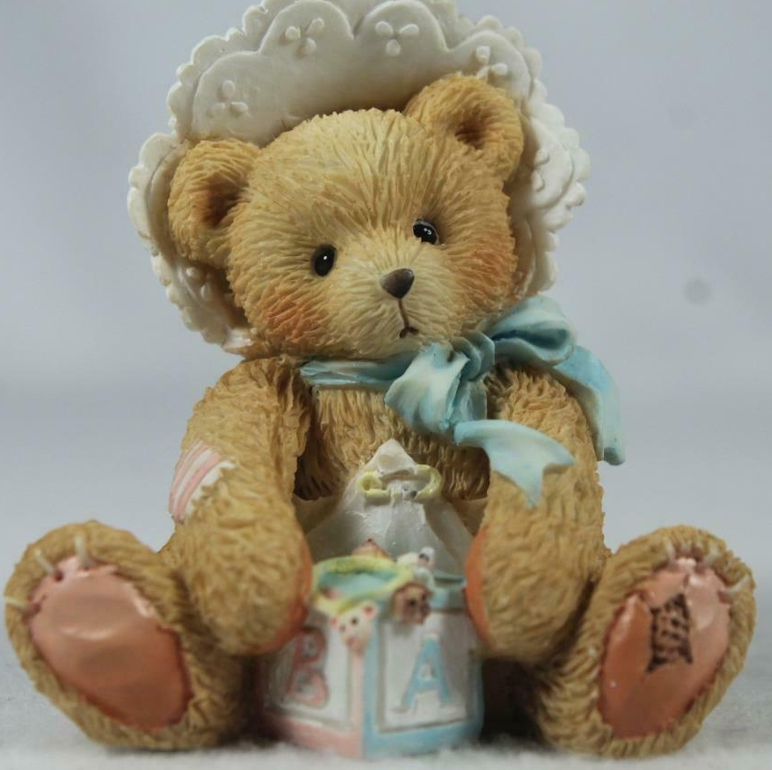 Cherished Teddies 624896 A Little Friendship To Share