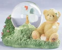 Cherished Teddies 978957 February Mini Waterball
