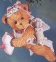 Cherished Teddies 103616 Sending You My Heart Girl Cupid