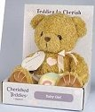 Cherished Teddies 115645 Baby Girl Plush