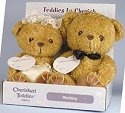 Cherished Teddies 115648 Wedding Plush