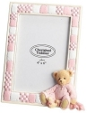 Cherished Teddies 12474N Girl Photo Frame 4X6