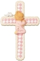 Cherished Teddies 12476N Girl Wall Cross