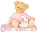 Cherished Teddies 12478N Baby Girl Figure - Marion