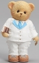 Cherished Teddies 12924N Boy Communion Figure