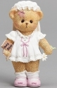 Cherished Teddies 12925N Girl Communion Figure