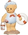 Cherished Teddies 12927N Beach Boy Figure - Teddy