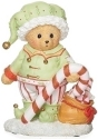Cherished Teddies 133478N Percy Elf Bear Figure