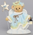 Cherished Teddies 133480N Angela Bear Snow Angel