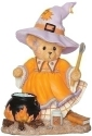 Cherished Teddies 133482N Gretel Witch With Cauldron
