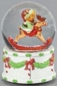 Cherished Teddies 133486N Rocking Horse Dome 100mm