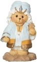 Cherished Teddies 133489N Bear King In Turban For