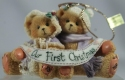 Cherished Teddies 141259 Our First Christmas Together