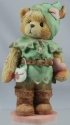 Cherished Teddies 156434 Robin You Steal My Heart Away Boy In Green