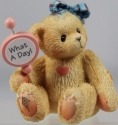 Cherished Teddies 303119 What A Day Everythings OK Mini Figurine