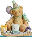 Cherished Teddies 306398 You're The Frosting On the Birthday Cake