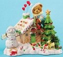 Cherished Teddies 4005476 Christmas is Full of Sweet Surprises