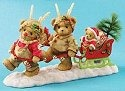 Cherished Teddies 4005869 Leading the Way