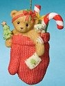 Cherished Teddies 4008150 A Handful of Holiday Cheer