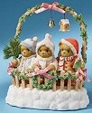 Cherished Teddies 4008154 Good Tidings