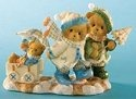Cherished Teddies 4008960 With Winter Upon Us