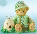 Cherished Teddies 4009174 Irish Eyes Always Bee Smiling