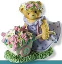 Cherished Teddies 4009177 Bringing Forth Bouquets of Blessings