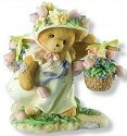 Cherished Teddies 4009178 Ill Carry your Burdens & Lighten Your Heart