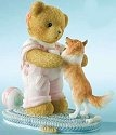 Cherished Teddies 4009179 Forever Faithful Friend