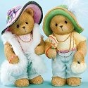 Cherished Teddies 4009582 Friendship Never Goes Out of Style