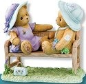 Cherished Teddies 4009584 Happy Is Our Time Together